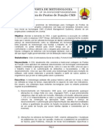 Metodologia para Medição de Software