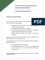 Síndrome Do Panico - Guia de Auto Ajuda - Terapia Cognitvo Comportamental (Tcc)