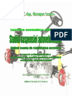 Studiul suspensiei autovehiculelor