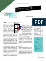 PDC Profilev