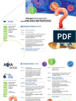 Preliminary Prog AQIA2015-Food Allergen Conference