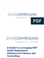 Rapid deployment of sap solutions FICO