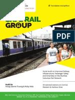 Print Final Social Audit Report