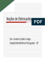 Aula Detalhada de Eletrocardiograma