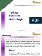 Introducción a La Metrología Pemex