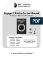 STI SS2008E Instruction Manual