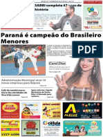 Jornal União - Edição da 1ª Quinzena de Julho de 2015