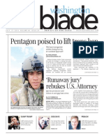 Washingtonblade.com, Volume 46, Issue 29, July 17, 2015