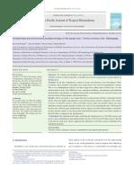 Análise da Atividade Antidiarreico e Antimicrobiano da Especie Trichilia