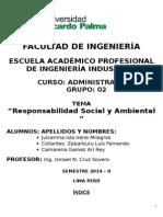 012 - ADM - Responsabilidad Social y Ambiental - ADM2DEL AULA -