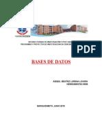 (593491678) Bases de Datos