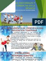 Problemas Emocionales y de Conductas en La Infancia2
