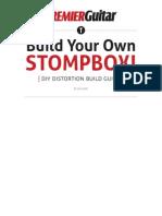 How to build a distorsion Pedal