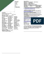 Locust Grove Bulletin for Feb 21, 2010