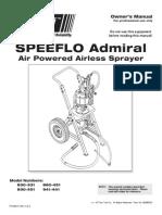 Admiral Manual
