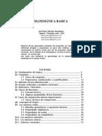 Logica - Matematica Basica