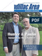 July/August 2015 Cadillac Area Business Magazine
