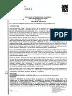 Resolucion Autonomica Mupal. Nº242/15