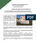 Comunicato Stampa  luglio 2015 Comitato Ambiente e Salute Moglia e Bondanello