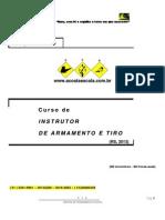 Instrutor Tiro 2013