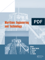 Soares c g Et Al Maritime Engineering and Technology
