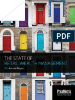 PriceMetrix - The State of Retail Wealth Management, 5th Edition, 2015