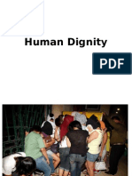Human Dignity with photos.pptx