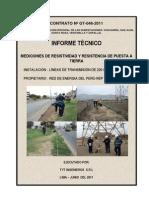 Informe Final Mediciones LLTT