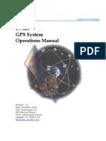 C-Nav GPS System Operations Manual