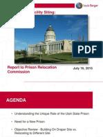 Draper Site Report