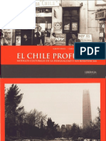 El Chile Profundo Alberto Mayol