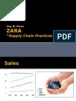 ZARA Supply Chain