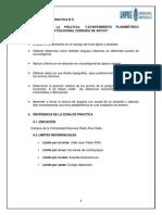 Informe 2.2 Cota Coregida