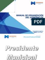 Manual de Organización del Gobierno Municipal de Matamoros