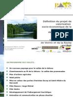 Définition du projet de valorisation socio-économique de la Vallée de la Sélune après l'effacement des barrages hydroélectriques de Vezins et de la Roche qui Boit