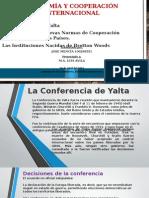 Introduccion a la Economía y Cooperación Internacional
