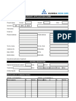 Bursary Application Form