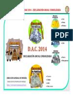 Manual Usuario DAC 2014