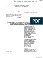 Amgen Inc. v. F. Hoffmann-LaRoche LTD et al - Document No. 382