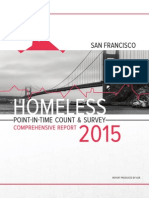 2015 San Francisco Homeless Count Report