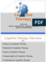 edps 602 - cognitive therapy