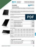 Energias Renovables Tarifa PVP SalvadorEscoda