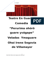 Perurima 2 Ohórô Guare Yvágape