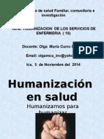 10 Clase Humaniz ENF OK 2014-II.ppt