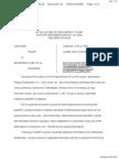 Doe v. SexSearch.com et al - Document No. 115