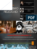 Analisis Fanatismo Religioso Final