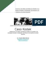 Caso Kodak