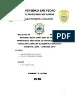 Yurico Jessenia Proyecto de Investigacion Hipertension