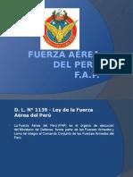 Fuerza Earea Del Peru