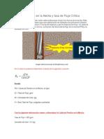Caída de Presión en la Mecha y tasa de Flujo Crítica.docx